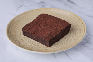 Drivu Homemade Sugar-free Brownie
