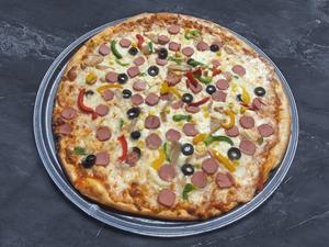 Drivu Pizza Hotdog