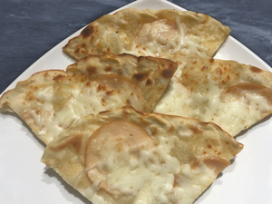 Drivu Manakish Cheese Turkey