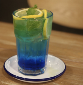 Drivu Blue Hawaiian Mojito