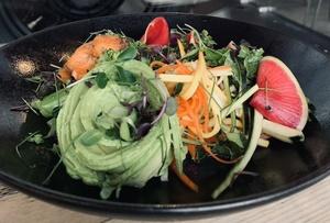 Drivu Salmon Healthy Bowl