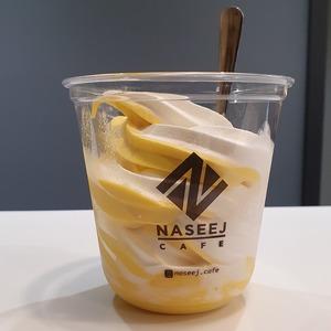 Drivu Mixed Mango & Vanilla Ice Cream