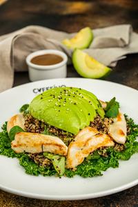 Drivu Grilled Chicken Quinoa Salaad