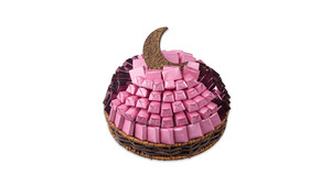 Drivu Arabesque Small Chocolate Basket