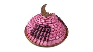 Drivu Arabesque Large Chocolate Tray
