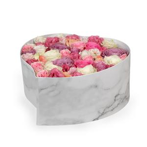 Drivu Mix Roses & Baby Roses in Love Box (BO2)