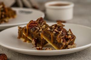 Drivu Pecan Pie (3 pieces)