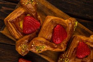 Drivu Strawberry Danish