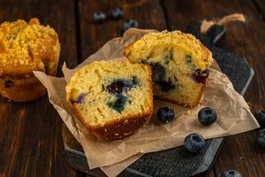 Drivu Blueberry Muffin