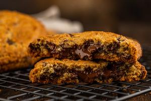 Drivu Chocolate Chip Cookie (Filled)