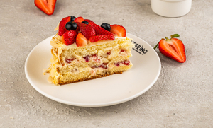 Drivu Strawberry Short Cake