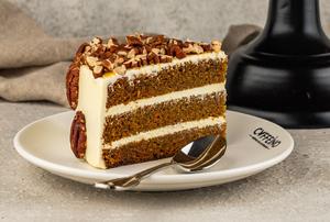 Drivu Best Ever Carrot Cake