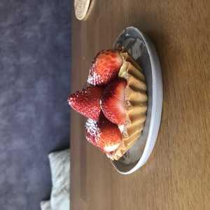 Drivu Fruit Tart