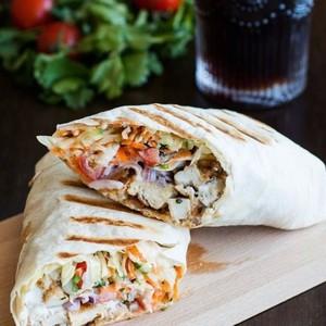 Drivu Chicken Shawarma  شاورما دجاج