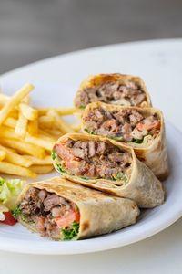 Drivu Meat Shawarma شاورما لحم