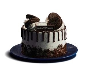 Drivu Oreo® Mini Round Cake