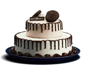 Drivu Oreo®  Double Tier Cake