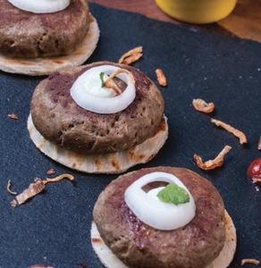 Drivu UFO Kebab Paratha