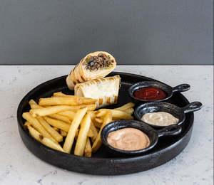 Drivu Burrito Wrap