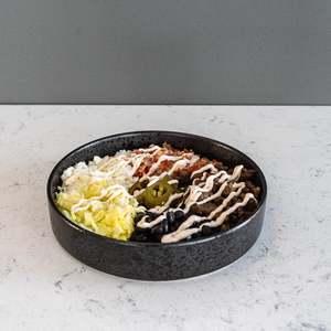 Drivu Burrito Bowl