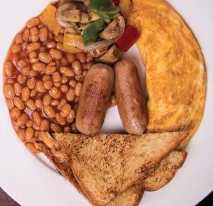 Drivu English Breakfast