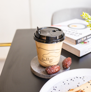 Drivu Date & Sesame Latte (cold only)