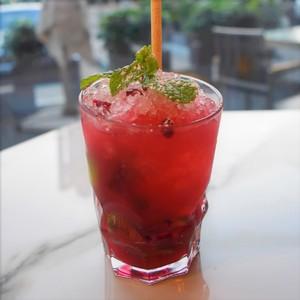 Drivu Mint Pomegranate Lemonade