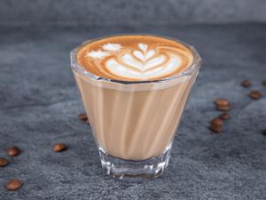Drivu Hot Flat White Coffee