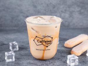 Drivu Cold Tiramisu Latte