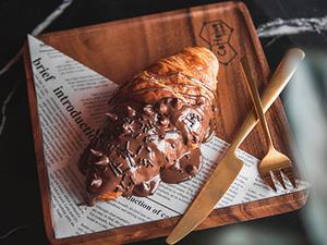 Drivu Chocolate Croissant