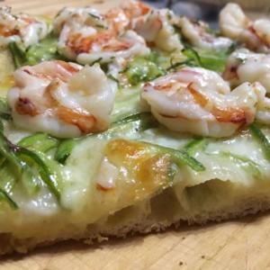 Drivu Pizza Gamberetti