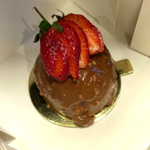 Drivu Chocolate Croccant