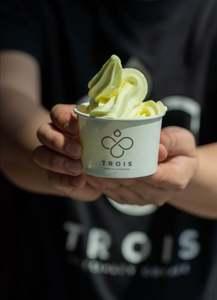Drivu Pina Colada Ice Cream in a Cup
