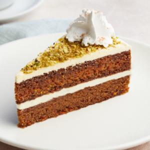 Drivu Flourless Carrot Cake