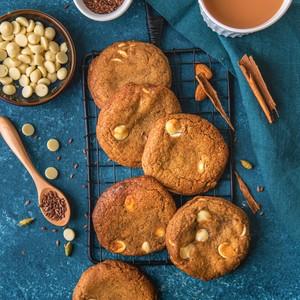 Drivu Caramel Chai Cookies