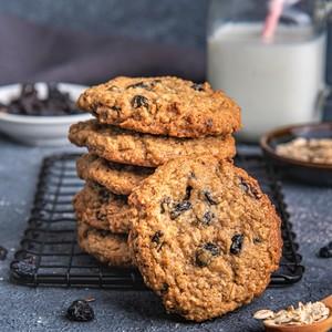 Drivu Oats Raisin Cookies