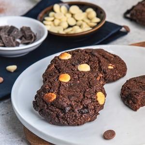 Drivu Triple Chocolate Cookies (GF)