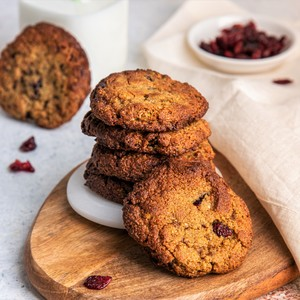 Drivu Cranberry Pistachio Cookies (GF)