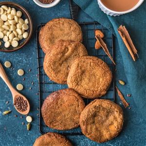 Drivu Caramel Chai Cookies (Vegan)