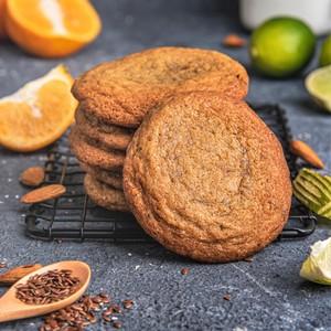 Drivu Citrus Cookies (Vegan)
