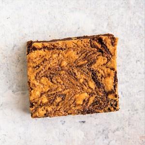 Drivu Peanut Butter Brownies (Vegan)