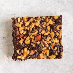 Drivu Walnut Pecan Brownies (GF)