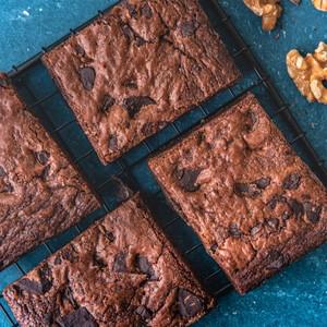 Drivu Fudgy Brownies