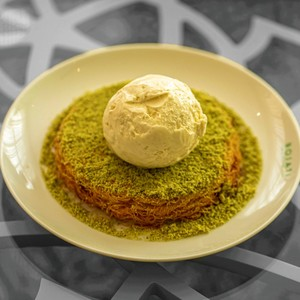 Drivu Kunafa Ice Cream