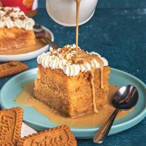 Drivu Lotus Milk Cake