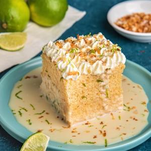 Drivu Coconut Lime Milk Cake