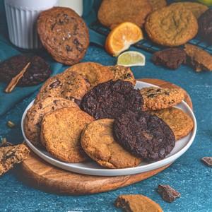 Drivu Assorted Cookies (Vegan/GF)