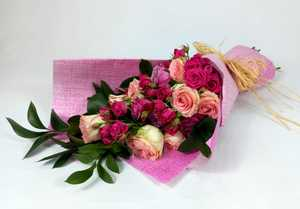 Drivu Luxury Red bouquet B17