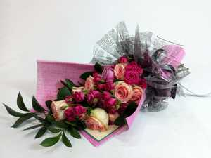 Drivu Luxury Mix Flowers bouquet B19