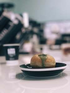 Drivu Pistachio Donuts